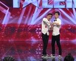 """Got Talent: Trấn Thành đưa bộ đôi """"kẹo kéo"""" vào thẳng bán kết"""
