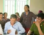 Công an tỉnh Thanh Hóa điều tra vụ vỡ hụi cả trăm tỷ đồng