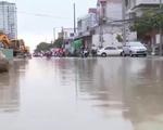 Vũng Tàu: Đường biến thành sông sau mưa đầu mùa