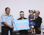 Trao tặng nhà cho gia đình phi công Trần Quang Khải