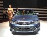 Toyota Việt Nam triệu hồi hơn 2.400 xe Camry 2.0E