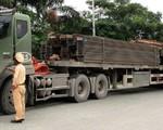 Công điện tăng cường quản lý xe quá tải