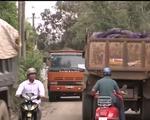 Quảng Ngãi: Xe tải hoành hành ngày đêm gây xáo trộn sinh hoạt người dân