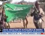 Hơn 200 nữ sinh bị bắt cóc không gây sốc ở Nigeria