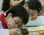 20 trẻ em Việt Nam mắc tật khúc xạ