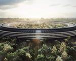 Công bố chi tiết thiết kế phi thuyền không gian của Apple