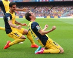 Atletico Madrid đăng quang, Simeone dùng lời có cánh ca ngợi CĐV Barcelona
