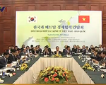 Đối thoại Chính phủ và doanh nghiệp Việt Nam - Hàn Quốc