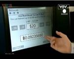 Cây ATM đầu tiên giao dịch công khai tiền ảo Bitcoin