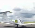 Airbus thử nghiệm thành công máy bay điện