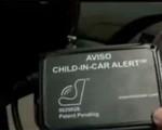 Hệ thống cảnh báo bỏ quên trẻ em trên xe hơi