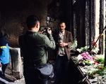 Phóng viên thường trú tại Nga bám sát tình hình ở Ukraine