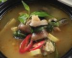 Lươn om lá nhàu - Món ngon chữa bệnh
