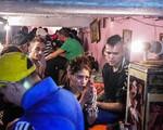 Cuộc sống dưới lòng đất tại Bucharest, Romania