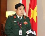 Đại tướng Phùng Quang Thanh: Nhiều nước muốn thúc đẩy quan hệ quốc phòng với Việt Nam