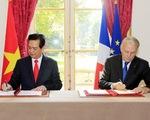 Tuyên bố chung về quan hệ đối tác chiến lược Việt - Pháp