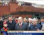 Nhiều hoạt động kỷ niệm 96 năm Cách mạng Tháng Mười Nga