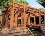 Hoàn thành trùng tu giai đoạn 1 chùa Trăm Gian