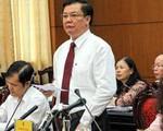 Phí và lệ phí làm nóng phiên giải trình của Bộ trưởng Bộ Tài chính