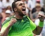 Chung kết Roger Cup 2014: Tsonga đả bại Federer