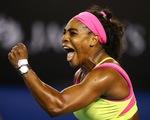 Thổi bay Sharapova, Serena Williams vô địch Úc mở rộng 2015