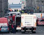 CẬP NHẬT Vụ đánh bom đẫm máu ở Bỉ: 2 nghi phạm bị bắt giữ