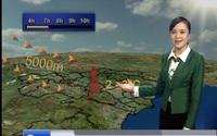 Bật mí hậu trường thực hiện bản tin thời tiết của VTV
