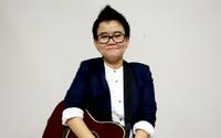 Nhạc sĩ Phương Uyên chúc VTV ngày càng phát triển và luôn được khán giả yêu mến