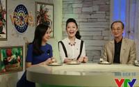 BTV Thu Hà, Ngọc Bích cười rạng rỡ trong lần đầu đến với Bữa trưa vui vẻ