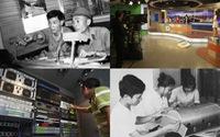 Những hình ảnh so sánh thú vị của Đài THVN xưa và nay