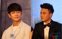 Hồng Đăng không ngại đối đầu Kang Tae Oh tại VTV Awards 2015