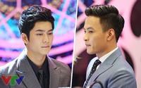 Kang Tae Oh – Hồng Đăng đối đầu tại VTV Awards 2015