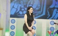 Ca sĩ Thu Phương gửi lời chúc tới VTV