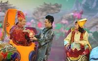 """Táo quân 2015: Tùng Dương """"chạy show"""" lên thiên đình"""