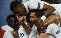 ẢNH: Di Maria toả sáng, PSG đánh bại Real Madrid