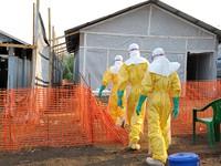 Chiến lược đối phó với Ebola đang đi đúng hướng