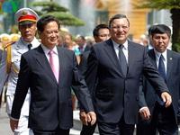 Thủ tướng Nguyễn Tấn Dũng thăm chính thức EU