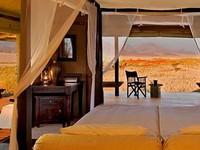 10 phòng ngủ khách sạn đẹp nhất thế giới