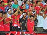 U19 Myanmar xuất sắc có vé dự World Cup U20 2015