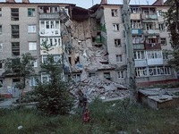 Ukraine: Cuộc sống ở Slavyansk sau chiến sự