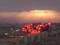 Rơi máy bay quân sự ở Libya, 5 người chết