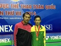 Tiến Minh đoạt thêm HCV ở lần cuối tham dự Đại hội TDTT