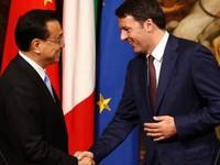 Italy – Trung Quốc ký thỏa thuận thương mại trị giá 10 tỷ USD