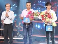 Hoàng tử Bùi Anh Tuấn giành giải Bài hát yêu thích nhất tháng 8
