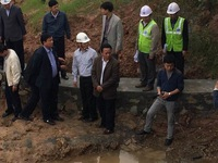Cảnh cáo cắt chức TGĐ Ban quản lý dự án cầu Nhật Tân - Nội Bài