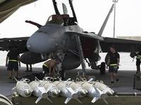Australia bắt đầu triển khai không kích IS