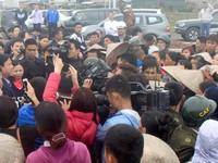 Sẽ đền bù 300 hộ dân nứt nhà vì dự án đường dẫn cầu Nhật Tân - Nội Bài