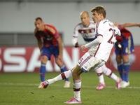 CSKA Moscow 0-1 Bayern Munich: Hùm xám suýt cóng trên đất Nga