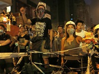 Cảnh sát Hong Kong quyết tâm khôi phục trật tự công cộng