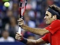 Federer cho Novak Djokovic nếm trái đắng ở BK Thượng Hải Masters